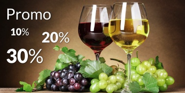 Promotions 10% 20% 30% et plus