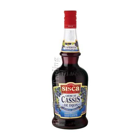 Sisca Creme De Cassis De Dijon Flaveur Clemalie