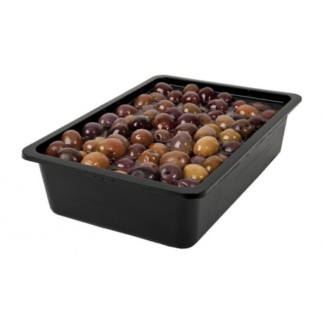 Olives Noires Morate 100g