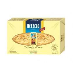 Tagliatelle à l'oeuf De Cecco kg. 0.25