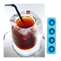 Glaçons forme verres à liqueur