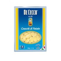 Gnocchi di patate De Cecco gr. 500