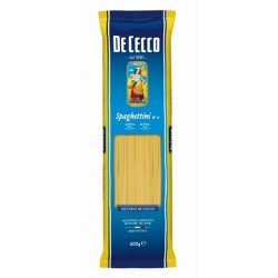 Spaghettini nr. 11 De Cecco kg. 0.5