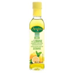 Huile d'olive citron 250ml
