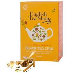 Thé noir Chaï et épices Ceylan Bio