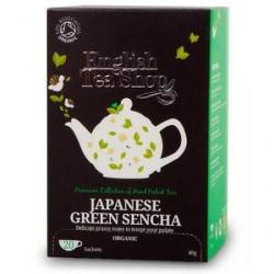 Thé Vert Sencha du Japon Bio