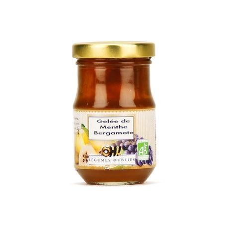 Gelée de menthe bergamote bio 120g