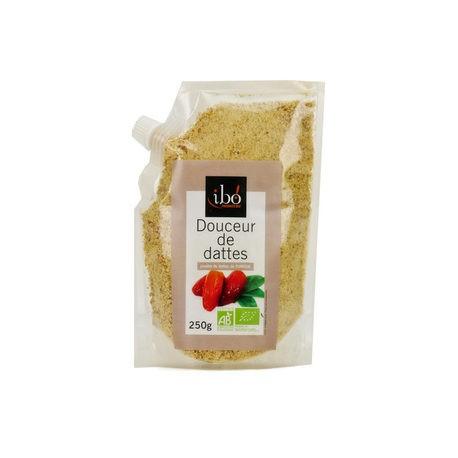 Douceur de dattes bio - sucre de dattes 250g