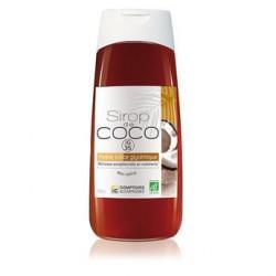 Sirop de coco liquide bio 370g