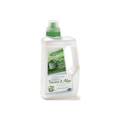 Lessive liquide 100% savon d'Alep