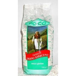 Farine de Sarrasin Kg. 1 (sans gluten)