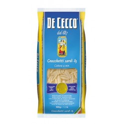 Gnocchetti sardi De Cecco kg. 0.5