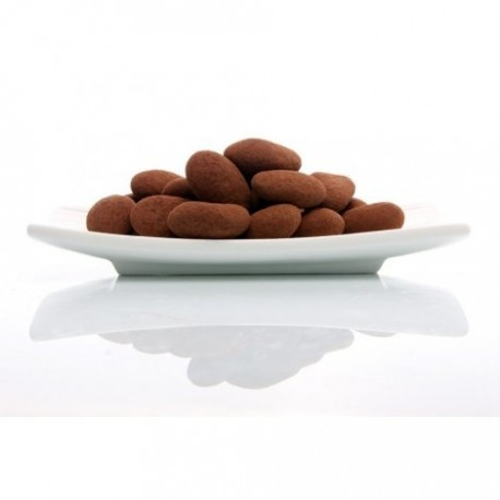 Amandes Chocolatées artisanales 100g