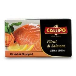 Filets de saumon - Callipo