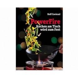Kochbuch PowerFire