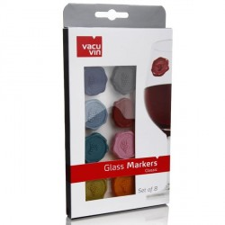 Glass Markers Classique Grappes
