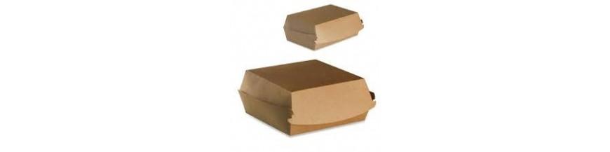 Boîtes Burges - Sandwiches - Tartes